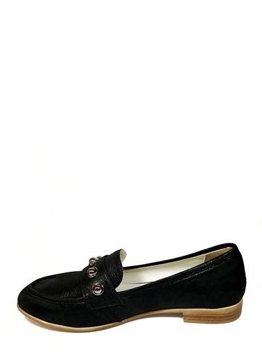 Nemesis Shoes Babet Siyah